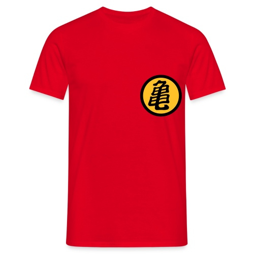 Kame (estampacion delantera y trasera) - Camiseta hombre