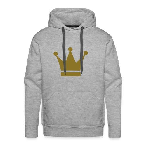 pull avec cordon - Sweat-shirt à capuche Premium pour hommes
