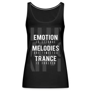 TF-Global | Emotion-melody-trance - Women's Premium Tank Top