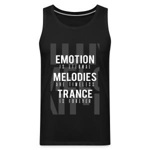 TF-Global | Emotion-melody-trance - Men's Premium Tank Top
