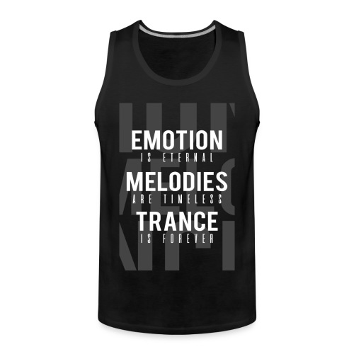 TF-Global | Emotion-melody-trance - Men's Premium Tank Top