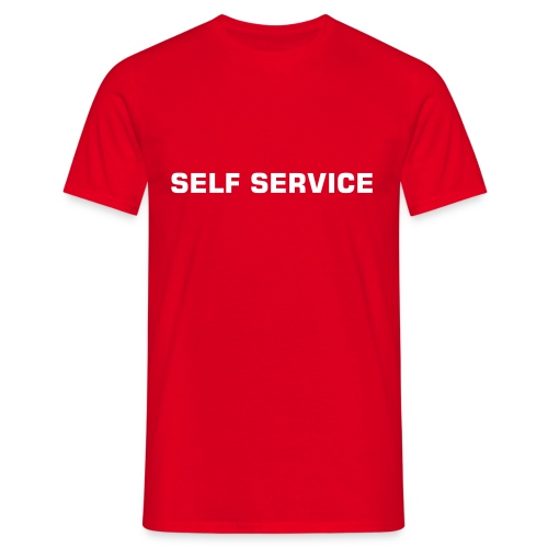 Self Service - Men's T-Shirt