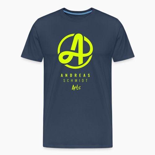 Neon Arts - Männer Premium T-Shirt