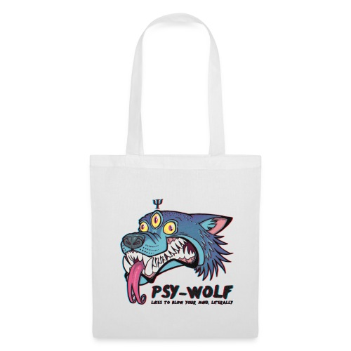 Psy-Wolf - Tote Bag