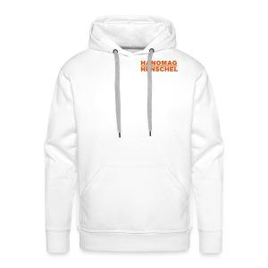 Unisex Hoodie 'Opa' - Mannen Premium hoodie