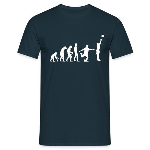 Evoluzione del BASKET!  - Maglietta da uomo