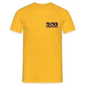 ZECKE – Born in Lüdenscheid-Nord - Männer T-Shirt