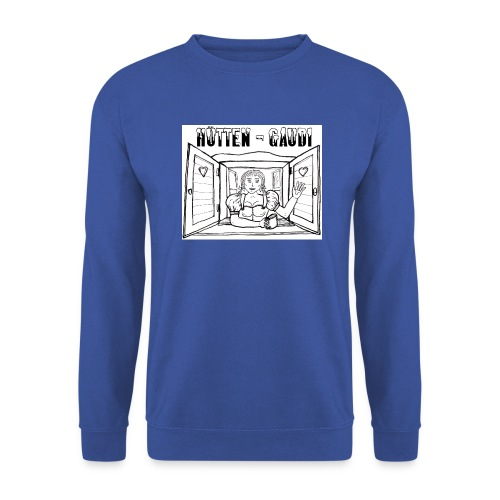 Hütten-Gaudi Sweat - Männer Pullover
