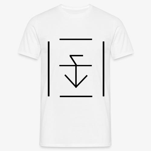 ZWOOLZ White T-Shirt (Men) - Men's T-Shirt