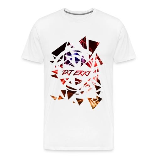 DJ Ekki Shatter Firework - Männer Premium T-Shirt