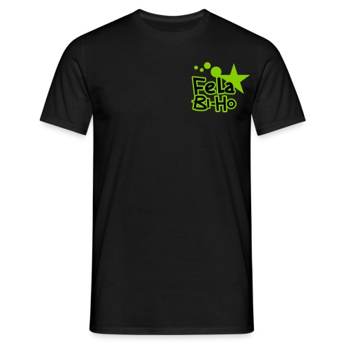 Shirt FeLaBiHo beidseitig [M] - Männer T-Shirt