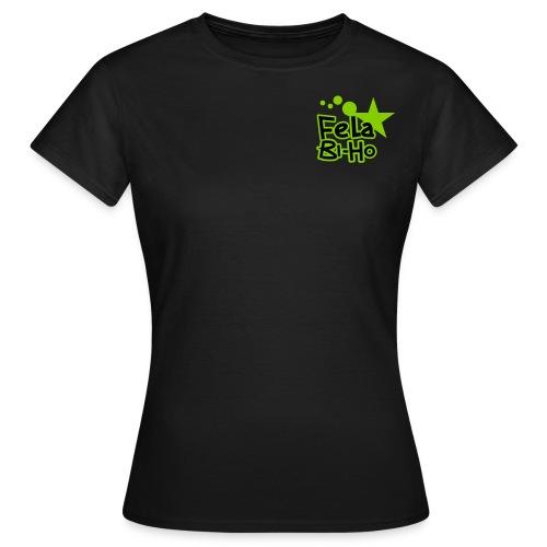 Shirt FeLaBiHo beidseitig [W] - Frauen T-Shirt