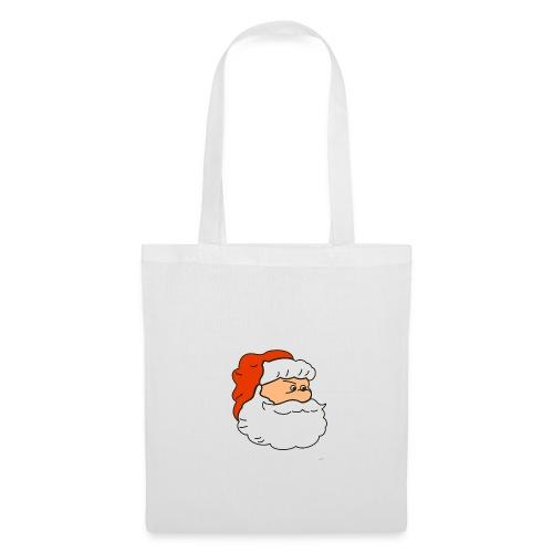 Weihnachtsmann Tasche - AndreSi Design - Stoffbeutel