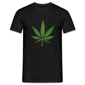 Cannabis - T-Shirt (Herren) - Men's T-Shirt