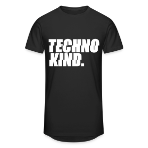 Technokind. - Longsize T-Shirt (Herren) - Men's Long Body Urban Tee