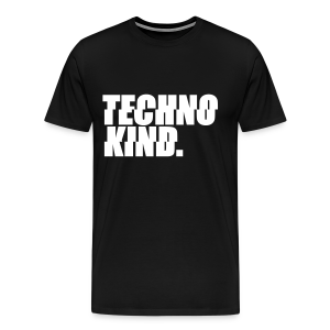 Technokind. - T-Shirt (Herren) - Men's Premium T-Shirt