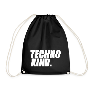 Technokind. - Turnbeutel (Unisex) - Drawstring Bag