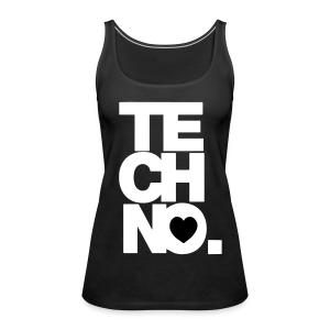 TECHNO. - Top (Damen) - Women's Premium Tank Top