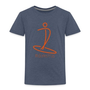 surf kids - Premium T-skjorte for barn