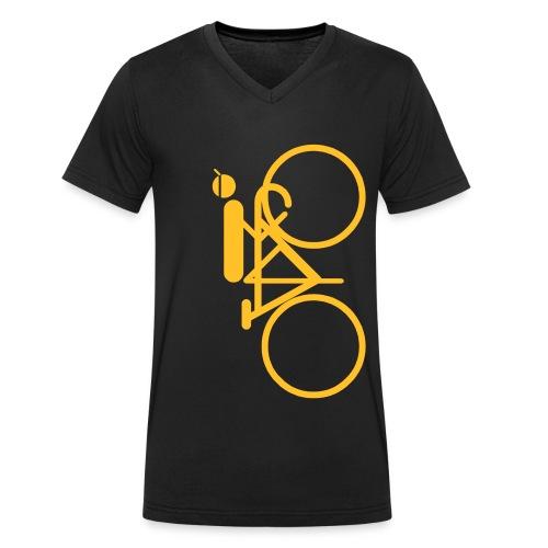 velo - T-shirt bio col V Stanley & Stella Homme