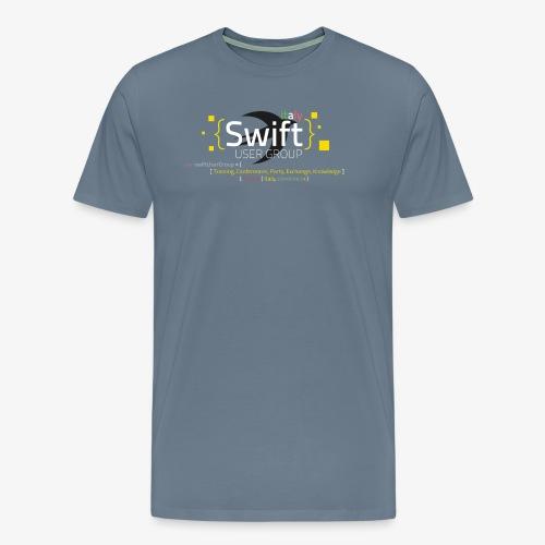 Swiug Fixed Sugar - Maglietta Premium da uomo