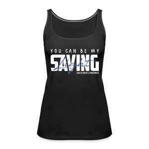 TFB | Saving Light - Women's Premium Tank Top