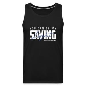 TFB | Saving Light - Men's Premium Tank Top