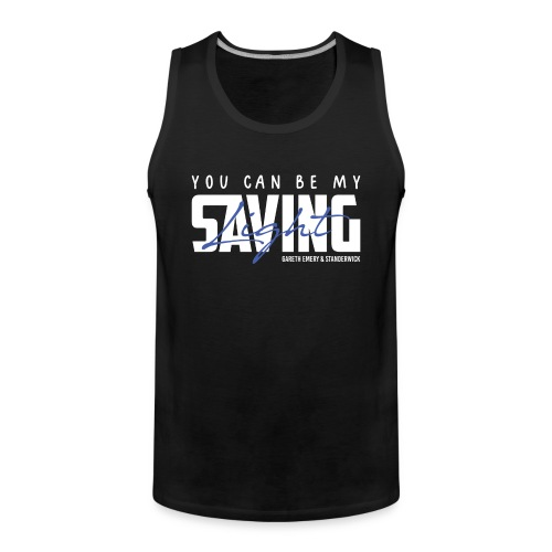 TFB | Saving Light - Men's Premium Tank Top