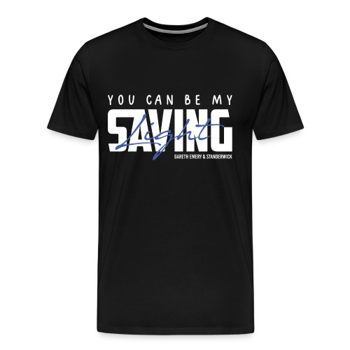 TFB | Saving Light - Men's Premium T-Shirt