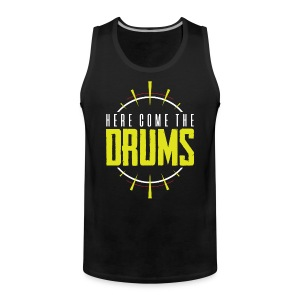 TF-Global | Here come the drums - Men's Premium Tank Top