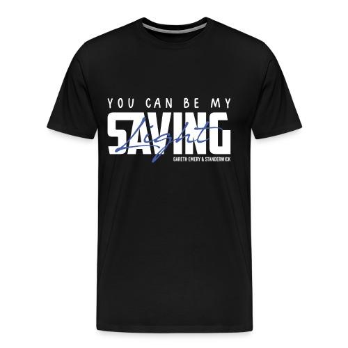 TF-Global   Saving Light - Men's Premium T-Shirt