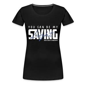 TF-Global | Saving Light - Women's Premium T-Shirt