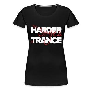 TFB | Hard Trance - Women's Premium T-Shirt
