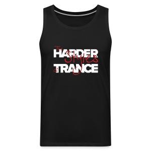 TFB | Hard Trance - Men's Premium Tank Top