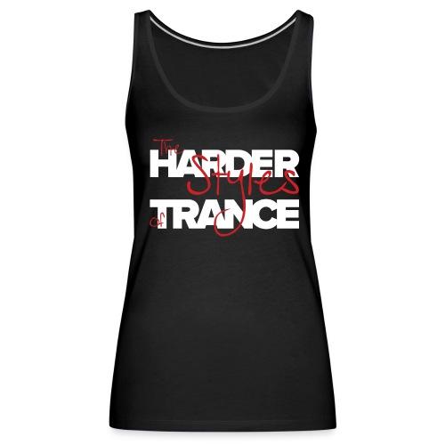 TFB | Hard Trance - Women's Premium Tank Top