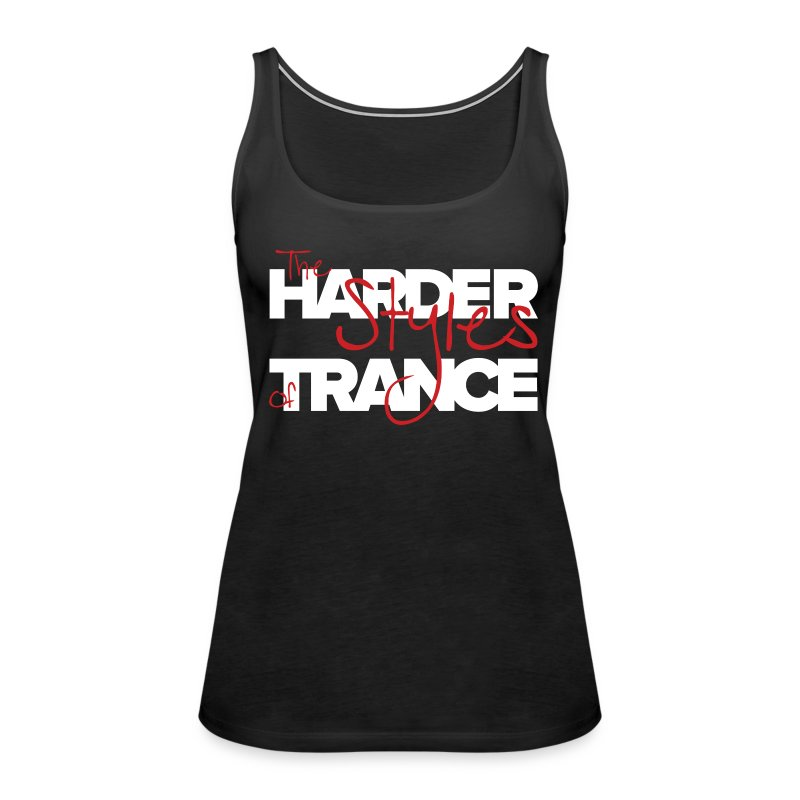 TFB | Hard Trance - Women's Premium Tank Top