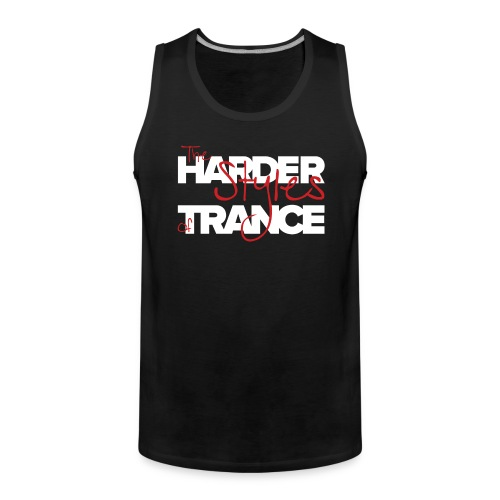 TF-Global | Hard Trance - Men's Premium Tank Top