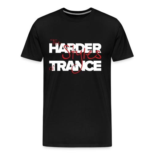 TFB | Hard Trance - Men's Premium T-Shirt