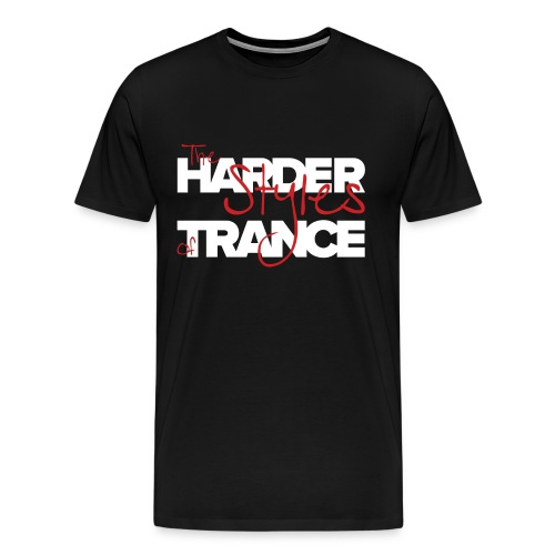 TF-Global | Hard Trance - Men's Premium T-Shirt