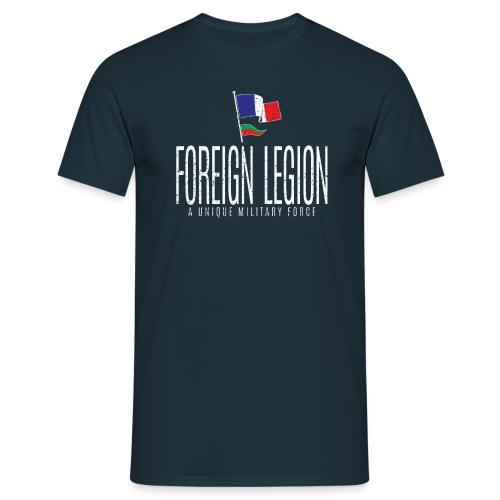 Foreign Legion - Unique Force - T-shirt - Men's T-Shirt