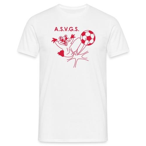T-Shirt standard - blanc - T-shirt Homme