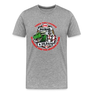 DSI UK V2 T-Shirt  - Men's Premium T-Shirt