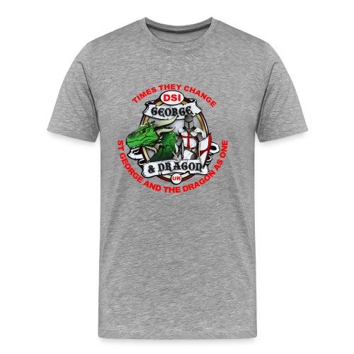DSI UK V2 T-Shirt  - Men's Premium T-Shirt