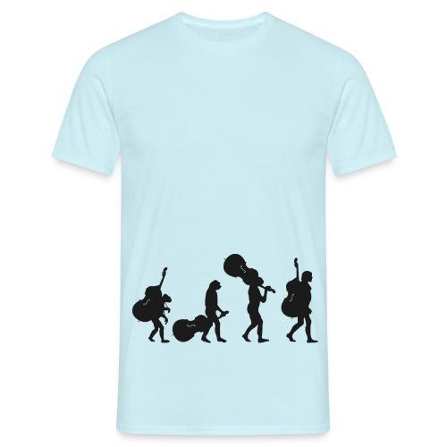 Evolution - T-shirt Homme