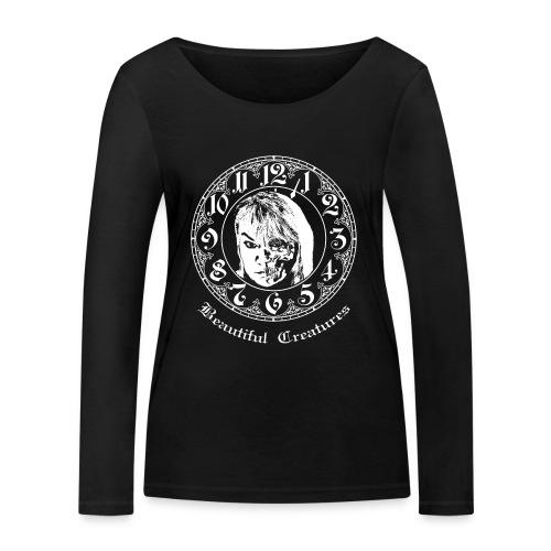 Beautiful Creatures | weiss - Langarm Shirt - Frauen Bio-Langarmshirt von Stanley & Stella