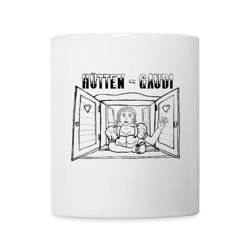 Hütten-Gaudi Tasse - Tasse