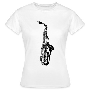 Saxo femme - T-shirt Femme