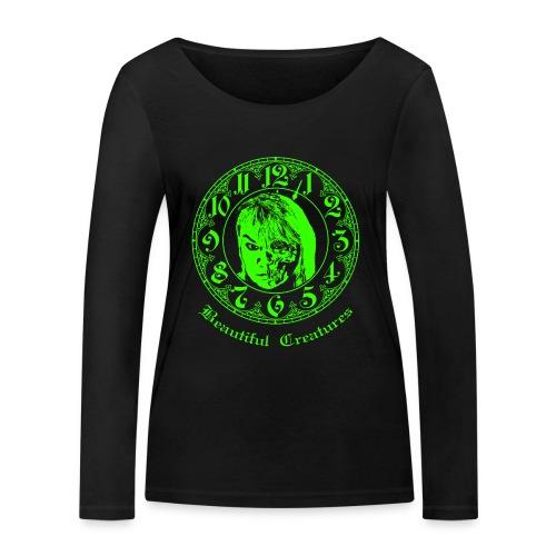 Beautiful Creatures | green - Langarm Shirt - Frauen Bio-Langarmshirt von Stanley & Stella