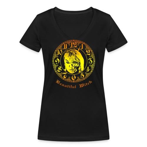 Beautiful Witch | Classic - Lady Shirt - Frauen Bio-T-Shirt mit V-Ausschnitt von Stanley & Stella