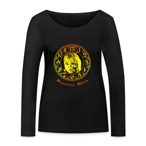 Beautiful Witch | Classic - Langarm Shirt - Frauen Bio-Langarmshirt von Stanley & Stella